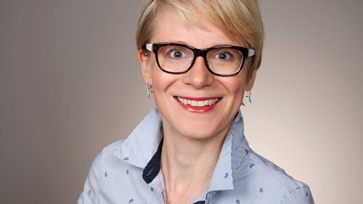 Kirsten Dröse, unsere neue Kollegin